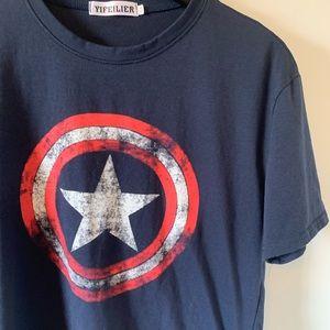 2/$18 Captain America / Short Sleeve / Tee